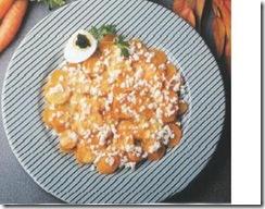 Ensalada de Zanahorias. Receta