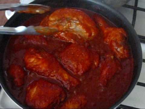 Pollo en Adobo Receta Mexicana el Pollo en Adobo es Una de