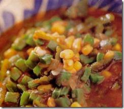 Sopa Tolteca. Comida Mexicana
