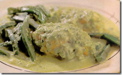 Pollo en Salsa de Chile Poblano. Receta   cocinamuyfacil.com