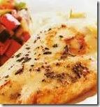 Pechugas de Pollo con Aderezo de Mantequilla. Receta