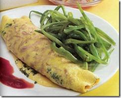 Tortilla de atún. Receta | cocinamuyfacil.com
