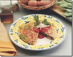 Tortilla de Ejotes. Receta   cocinamuyfacil.com