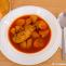 Caldo de pollo con chile Guajillo. Receta | cocinamuyfacil.com