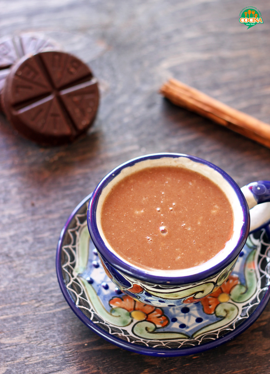 Champurrado. Receta tradicional mexicana | cocinamuyfacil.com