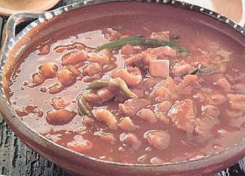 Frijoles Charros. Cocina Mexicana