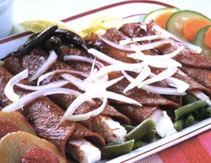 Enchiladas del bajio receta