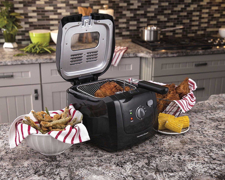 ¿Cómo elegir una freidora para cocinar en casa?