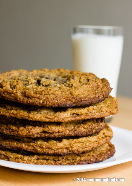 Chocolate chip cookies. Recipe