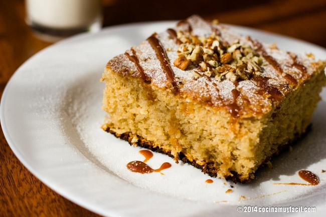 Pastel de Elote | cocinamuyfacil.com