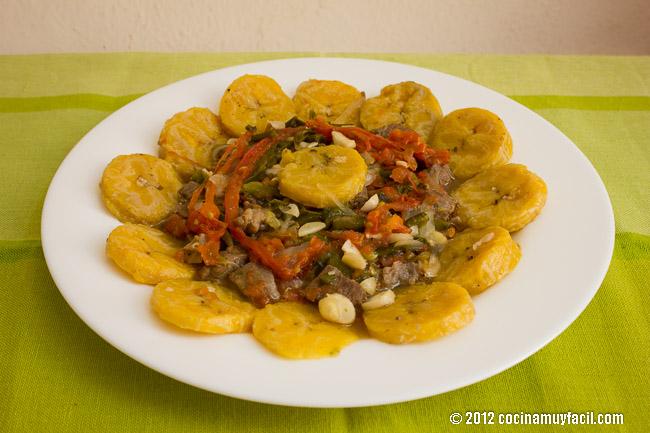 Tapado de Res. Receta | cocinamuyfacil.com